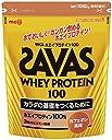 ザバス(SAVAS) ホエイプロテイン100 ビタミン カフェオレ味 【50食分】 1,050g