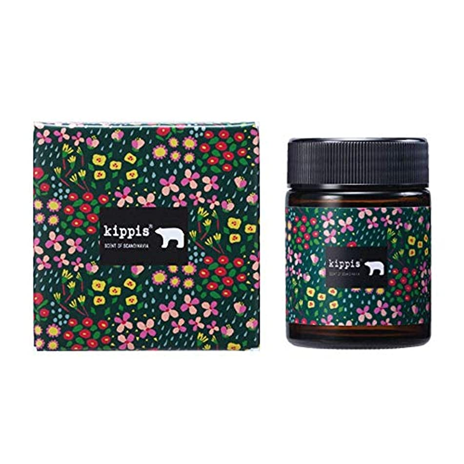 反抗現実使い込むキッピス 髪と肌のトリートメントワックス(風香る森の花々の香り)40g