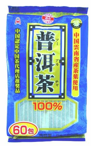 アルファックス プーアル茶(60包)
