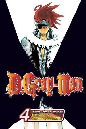 D. Gray-Man, Vol. 4 (D.Gray-Man)の詳細を見る