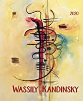 2020 KORSCH (コルシュ) カレンダー ワシリー・カンディンスキー (Wassily Kandinsky)【202820】