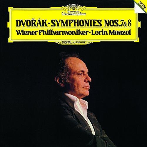 ドヴォルザーク:交響曲第7番&第8番