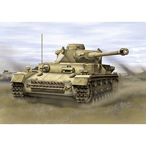 1/72 ドイツ IV号戦車 G 初期型