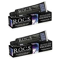R.O.C.S.(ロックス) センセーション ホワイトニング (2箱セット)