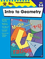 Intro to Geometry: Grades 5-8 (The 100+ Series)