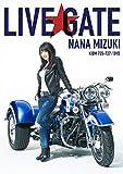 【Amazon.co.jp限定】 NANA MIZUKI LIVE GATE 〔DVD〕 (オリジナル缶バッチ&ポストカード+メーカー多売:B2告知ポスター付)