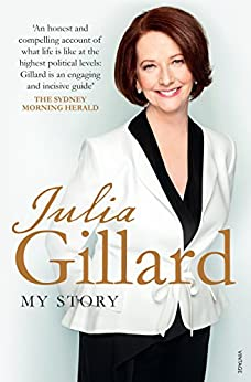 My Story by [Gillard, Julia]