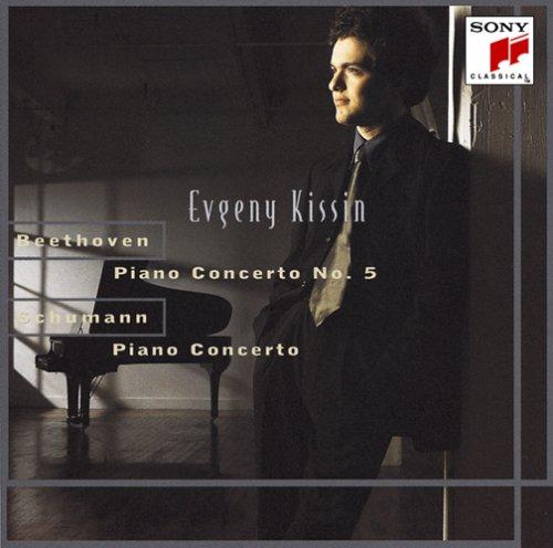 ベートーヴェン:ピアノ協奏曲第5番「皇帝」/シューマン:ピアノ協奏曲 他