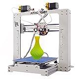 「新機種」 Athorbot デュアル押出/色 混色 3Dプリンター 本体 Buddy Couple 印刷サイズ210*270*200mm 0.1KGフィラメント付属 ..