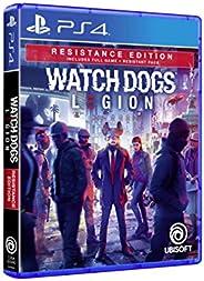 Watch Dogs: Legion, Resistance Edition, PlayStation 4