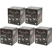 Funko Mystery Minis Vinyl Figure - Batman Arkham Games - Blind Packs (5 Pack Lot)