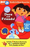 Nick Jr. Ready-to-Read Boxed Set: Learn to Read with Dora and Friends! (Ready-to-Reads)