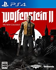 """ウルフェンシュタインII:ザ ニューコロッサス【Amazon.co.jp限定】PS4テーマ「""""Wolfenstein II: The New Colossus"""" TRAIL OF DEAD THEME」【CEROレーティング「Z」】"""