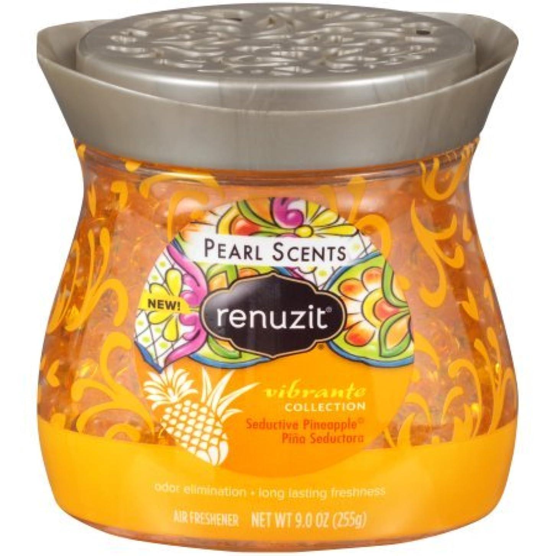 白鳥サンドイッチ特性Renuzit Vibrante Collection Seductive Pineapple Pearl Scents Air Freshener 250gx3 魅力的なパイナップルパールの香りエアーフレッシュナー [...