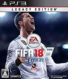 FIFA 18 Legacy Edition - PS3