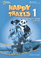 Happy Trails 1: Activity Book with Answer Key