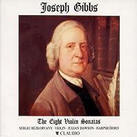 Gibbs: Cpte.Violin Sonatas
