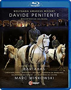 Mozart: Davide Penitente [Blu-ray] [Import]