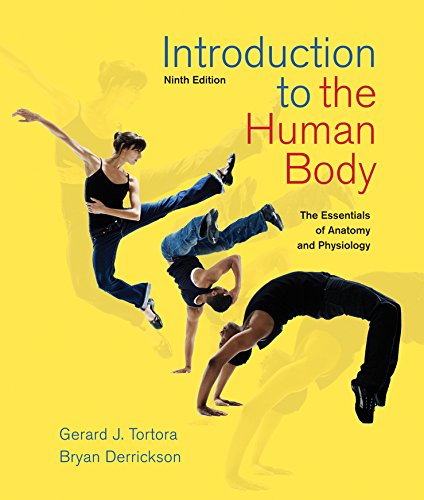 Download Introduction to the Human Body 9e + WileyPLUS Registration Card 1118289021