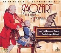 Mozart;Serenades & Diverti
