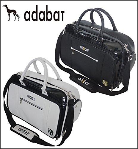 アダバット adabat ボストンバッグ ABB288 ブラック