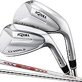 本間ゴルフ T//WORLD TW-W4 ウェッジ ダイナミックゴールド スチール メンズ 3290000892720019 右 ロフト角:54度 番手:54度 フレックス:S