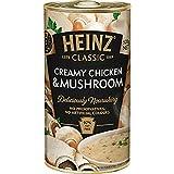 Heinz Classic Creamy Chicken and Mushroom Soup, 520g