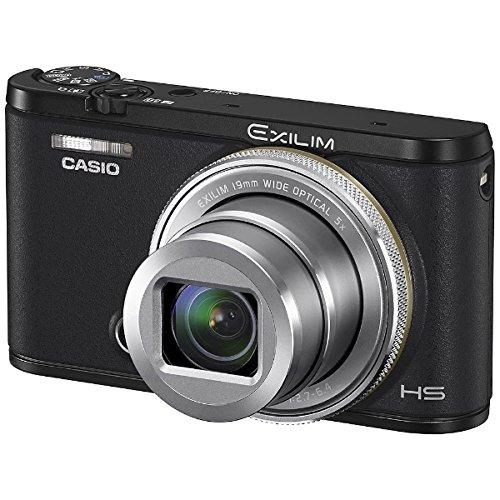 カシオ デジタルカメラ「EXILIM ZR4100」(ブラック) EX-ZR4100-BK