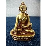 仏陀(塗金中)