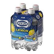アサヒ飲料 ウィルキンソン タンサン レモン 強炭酸水 マルチパック(500ml×4本)