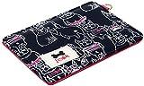 (パケカドー) Paquet du Cadeau パスケース レディース メンズ 定期入れ カードケース フレンチブルドッグ 犬 キャラ ユニセックス 3color