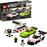 Lego Speed Champions Porsche RSR and Turbo 75888 Playset Toy