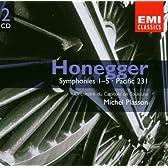 Symphonies No 1-5