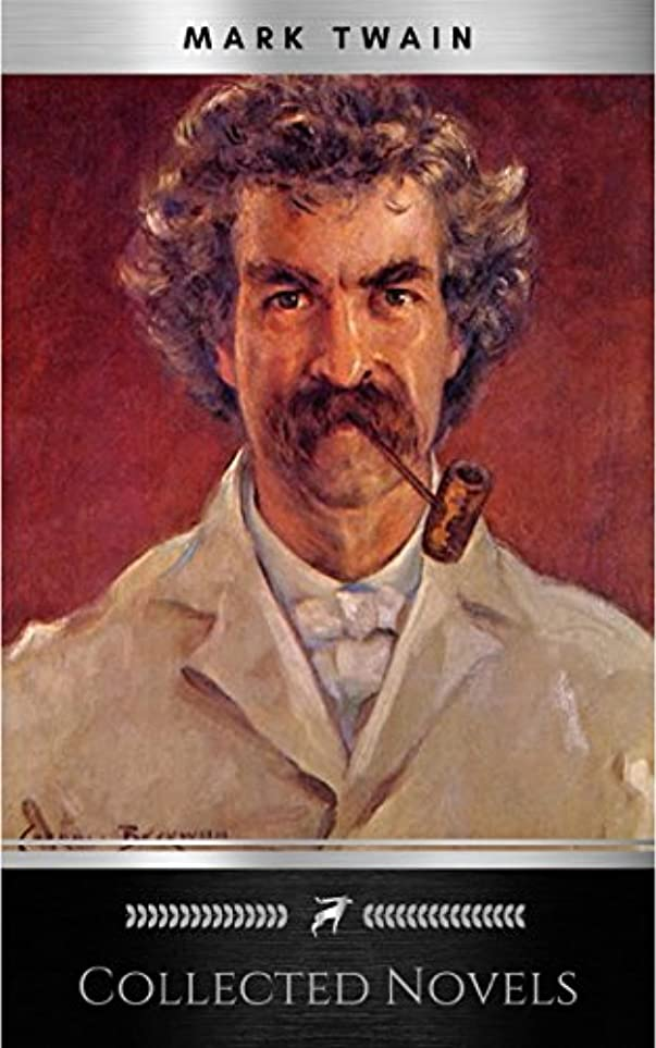 明日失知らせるMark Twain: Five Novels (English Edition)