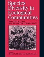 Species Diversity in Ecological Communities