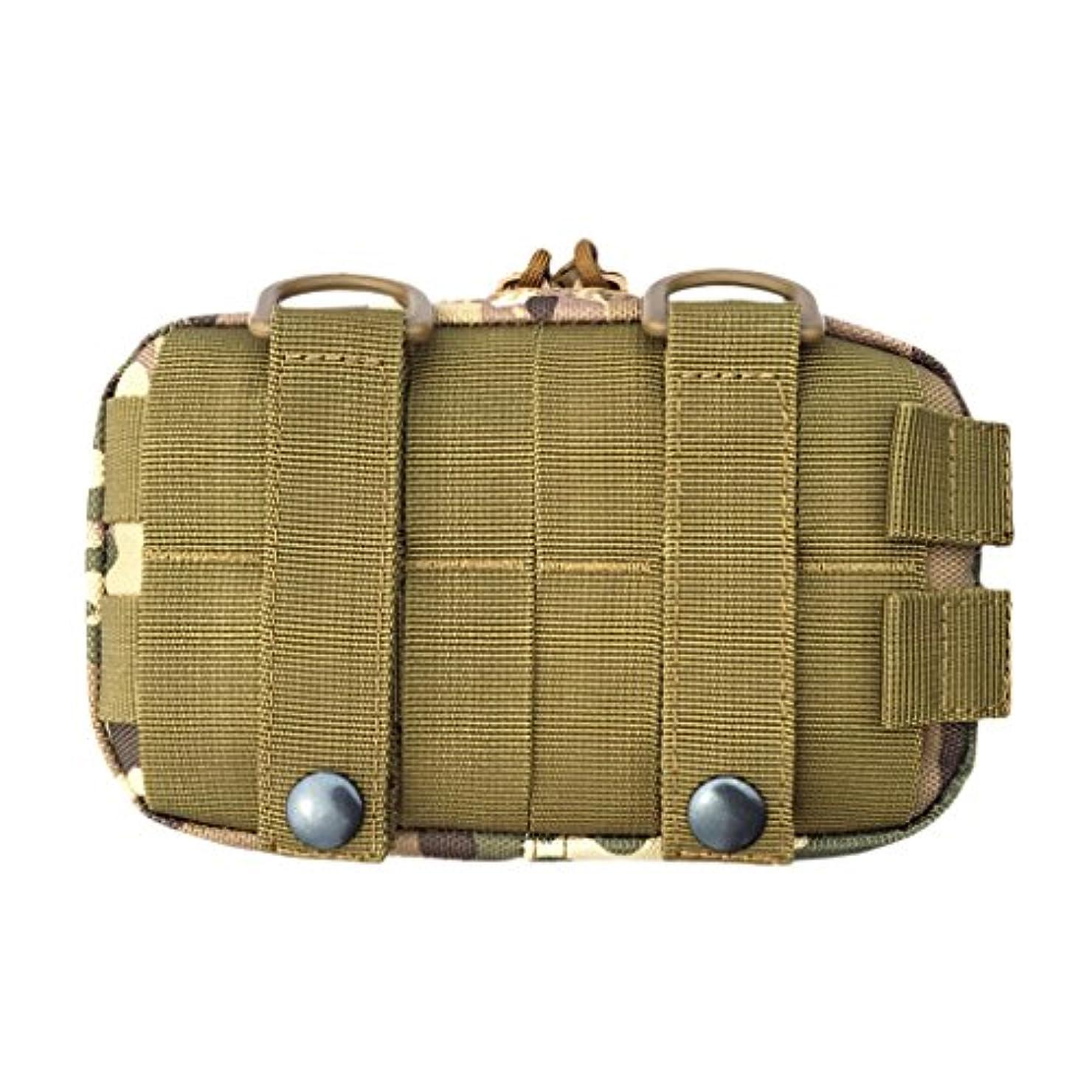 夕方区別外交官B Baosity コンパクト 小型 ユーティリティポーチ ポーチ 収納バッグ ナイロン 耐久性 多目的 5色選べる