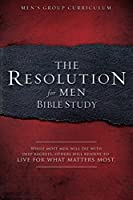 The Resolution for Men Bible Study