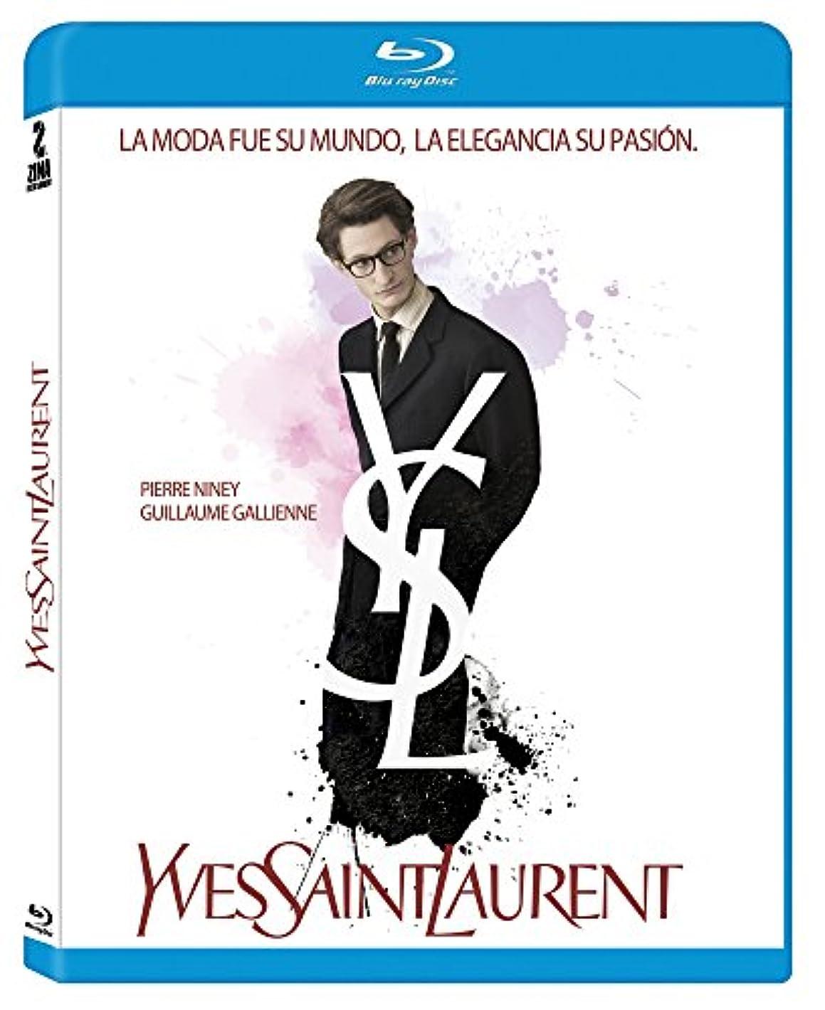 ムスタチオ誠実ギャロップYves Saint Laurent Movie Blu Ray (Multiregion) (French Audio with Spanish Subtitles / No English Options)