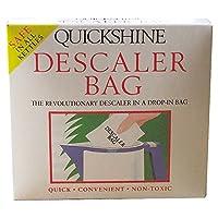 Quickshine Descaler Bag (75g) Quickshineのデスケーラバッグ( 75グラム)