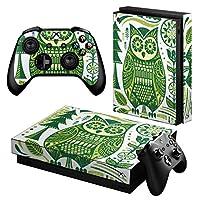 igsticker Xbox One X 専用 スキンシール 正面・天面・底面・コントローラー 全面セット エックスボックス シール 保護 フィルム ステッカー 004548