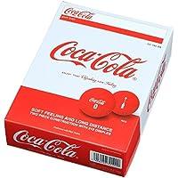 Coca-Cola(コカ・コーラ) ゴルフ ボール レッド 1ダース