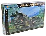 トランペッター 1/35 ファウンSLT-56トランスポーター