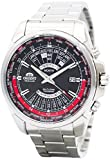 [オリエント]ORIENT 腕時計 AUTOMATIC MULTI YEAR CALENDAR WORLD TIME オートマチック 万年カレンダー EU0B001B メンズ [逆輸入]