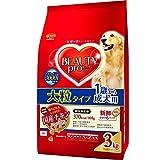 ビューティープロ ドッグ 成犬用 1歳から 大粒タイプ 国産チキン 3kg