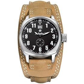TIMBERLAND (ティンバーランド) 腕時計 TERRANO テラノ 45mm ヌバック QT7113101 メンズ