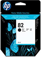 HP 82 純正 インクカートリッジ ブラック CH565A