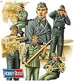 ホビーボス 1/35 ファイティングヴィークルシリーズ (人形) ドイツ軍 自走砲兵セット Vol.2 プラモデル 84407