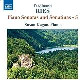 Piano Sonatas & Sonatinas Vol. 5