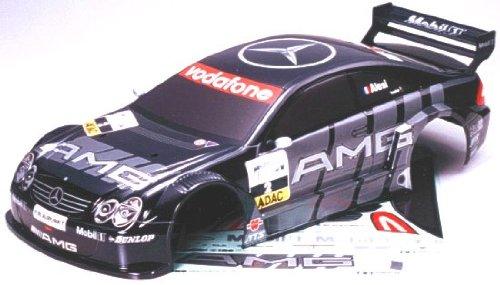 1/10 R/Cカー スペアパーツ CLK-DTM 2002 AMG-メルセデス スペアボディセット