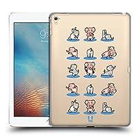 Head Case Designs エレファント ヨガ・アニマルズ2 iPad Pro 9.7 (2016) 専用ハードバックケース